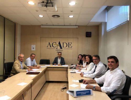 FEUSO firma el nuevo Convenio de Enseñanza Privada
