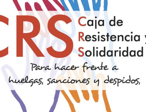 La Caja de Resistencia y Solidaridad de la USO abona 185.000€ en 2018