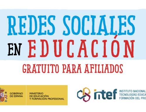 Curso online «Redes Sociales en Educación»