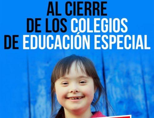 USO se muestra en contra del progresivo vaciado y cierre de los centros de Educación Especial