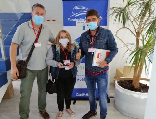 USO consigue dos nuevos delegados en las elecciones sindicales de Sesé Integra en Martos (Jaén)