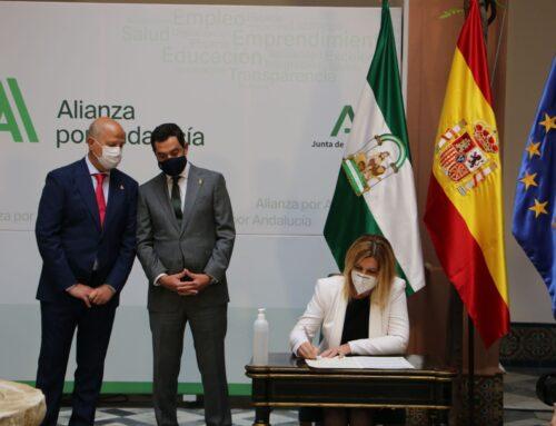 FEUSO firma el acuerdo para ampliar la plantilla de refuerzo de la concertada