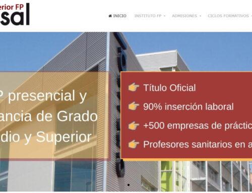 FEUSO y Amusal renuevan su convenio de colaboración para la realización de Ciclos Formativos de FP de Grado Medio y Grado Superior