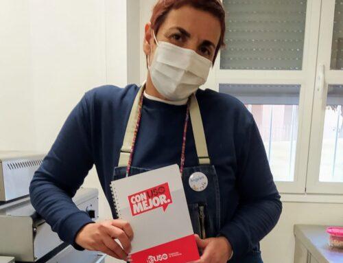FEUSO consigue su primera delegada en las elecciones sindicales del centro de discapacidad Down de Almería