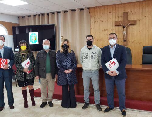 FEUSO Andalucía aborda con la representación educativa del Obispado de Huelva los retos y necesidades del profesorado de Religión