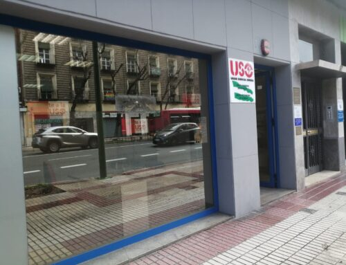 USO-Andalucía nueva sede en Sevilla, más céntrica y mejor comunicada