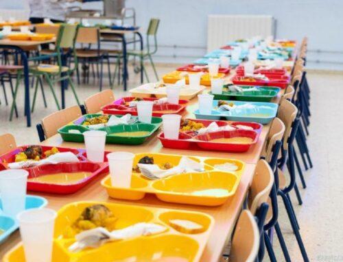 Ayudas de comedor escolar para Escuelas-Hogar, centros concertados específicos de Educación Especial y de Compensatoria