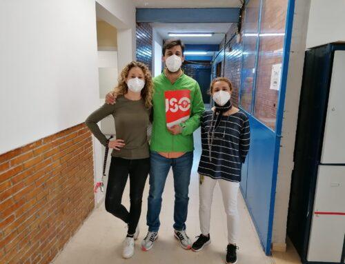 FEUSO Andalucía consigue una nueva delegada en el Centro Ocupacional de Aturem CIO en Sevilla