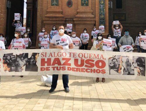 La USO vuelve a salir a la calle en este 1º de Mayo para reivindicar los derechos de los trabajadores