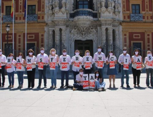 ¿Quieres que sean transferidas las competencias del profesorado de los CEIP a Andalucía? Firma nuestra petición