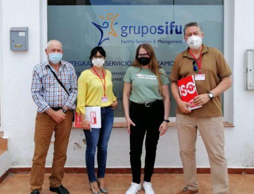 FEUSO consigue un nuevo delegado en las elecciones sindicales de Grupo SIFU en Martos (Jaén)