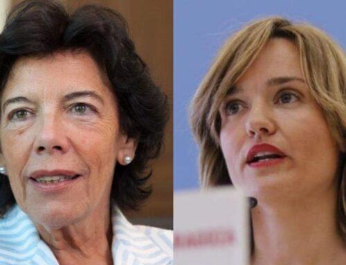 Pilar Alegría, nueva ministra de Educación y Formación Profesional