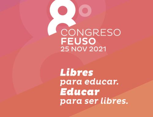25 Noviembre. 8º Congreso de la Federación de Enseñanza de USO