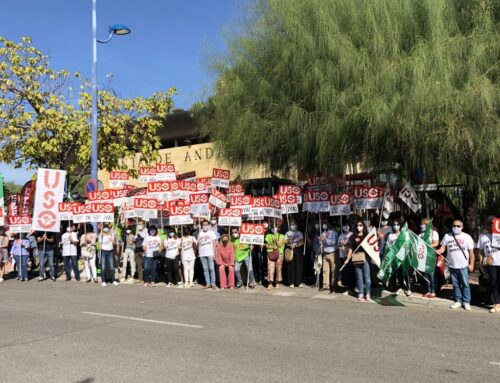 Reclamamos a la Junta de Andalucía que acabe con el injusto trato laboral y salarial a los trabajadores de la Concertada